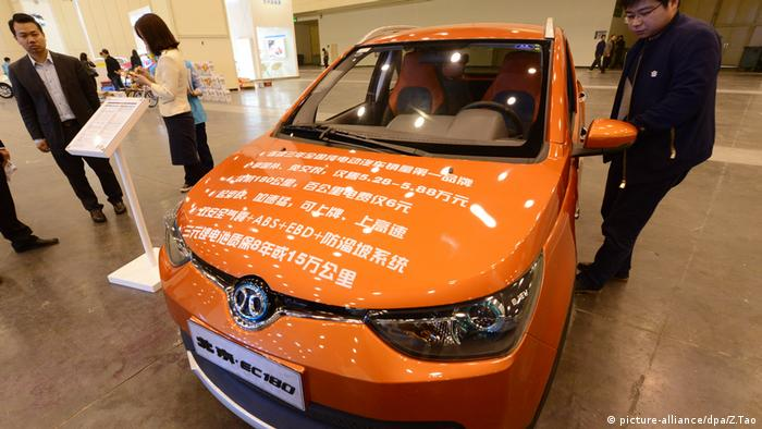 Chinesischer Autohersteller tritt in Südkoreanischen Markt ein