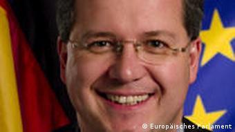 Europaparlament Abgeordneter Markus Ferber