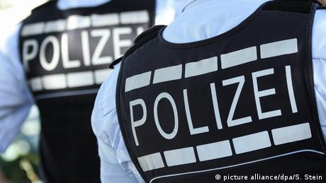 German police (picture alliance/dpa/S. Stein)