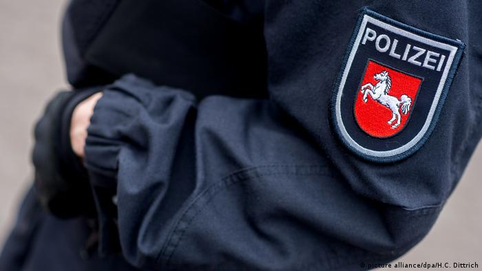 Сотрудница полиции в Нижней Саксонии
