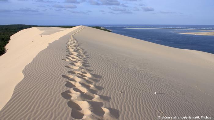Frankreich -Dune du Pyla - Düne (picture alliance/prisma/H. Michael)