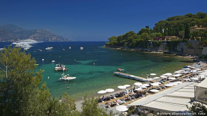 Frankreich - Cote d'Azur (picture alliance/prisma/K. Katja)