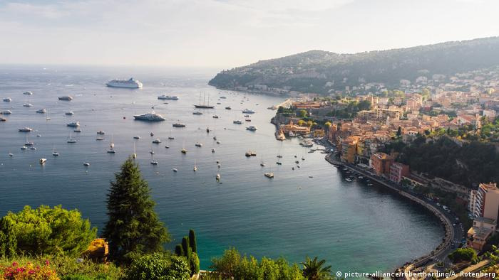 Frankreich - Cote D'Azur (picture-alliance/robertharding/A. Rotenberg)