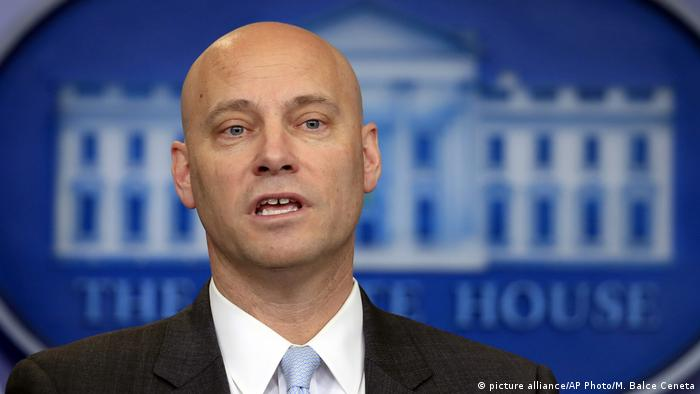 Marc Short (picture alliance/AP Photo/M. Balce Ceneta)