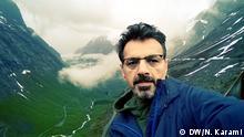 Nasser Karami, Gastautor DW