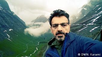 ناصر کرمی، کارشناس محیط زیست