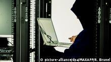 Symbolbild Cyberattacke