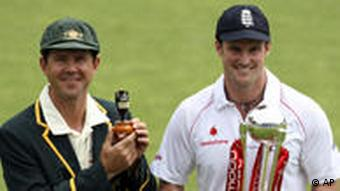 Cricket Ashes Cup Englad Australien Juli 2009