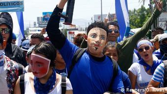 Nicaragua Protetste (Reuters/O. Rivas)