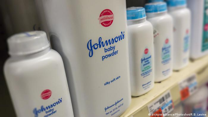 Johnson & Johnson (picture-alliance/Photoshot/R.B. Levine)