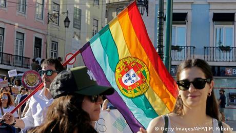 Portugal LGBTI Parade (Getty Images/AFP/J.M. Ribeiro)