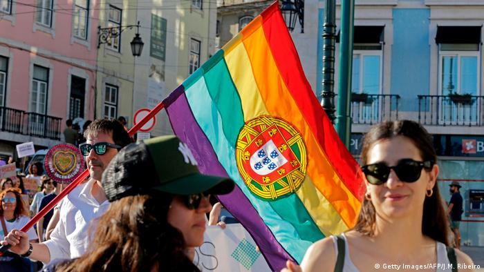 Portugal LGBTI Parade (Getty Images/AFP/J.M. Ribeiro)