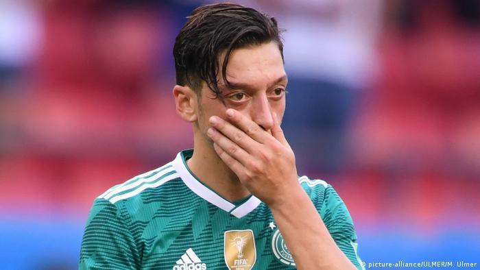 Mesut Özil (picture-alliance/ULMER/M. Ulmer)