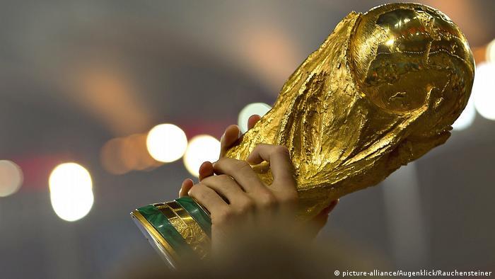 FIFA WM-Pokal (picture-alliance/Augenklick/Rauchensteiner)