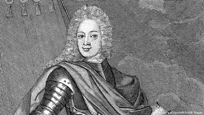 Герцог Карл-Фридрих Гольштейн-Готторпский