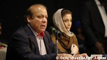 London Pakistan Nawaz Sharif Tochter Maryam Nawaz