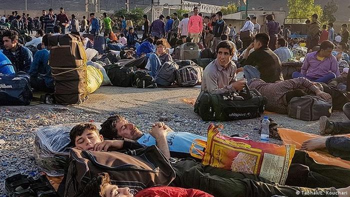 Izbjeglice iz Afganistana se iz Irana vraćaju u domovinu