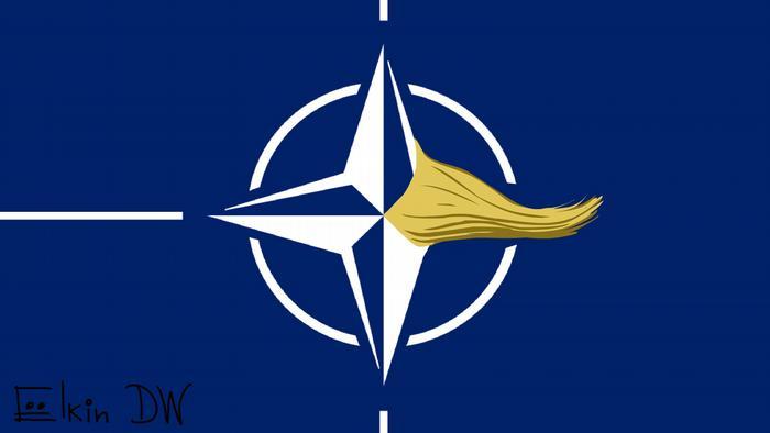 Карикатура Сергей Елкина