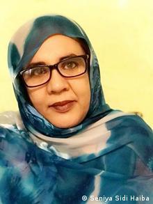 Seniya Sidi Haiba, ehemalige Ministerin in Mauretanien