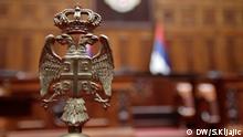 Serbien, Parlamentsgebäude