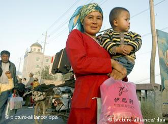 The Uighurs are the largest ethnic minority in Xinjiang