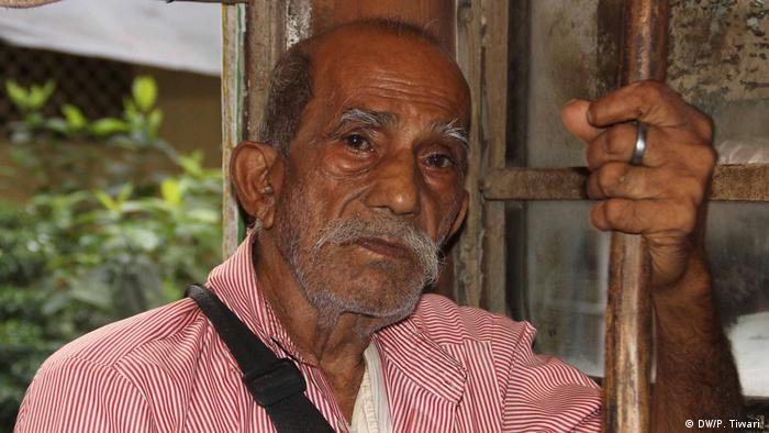 Indien: Die Altersarmut steigt (DW/P. Tiwari )