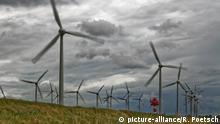 Windkraftanlage in Deutschland