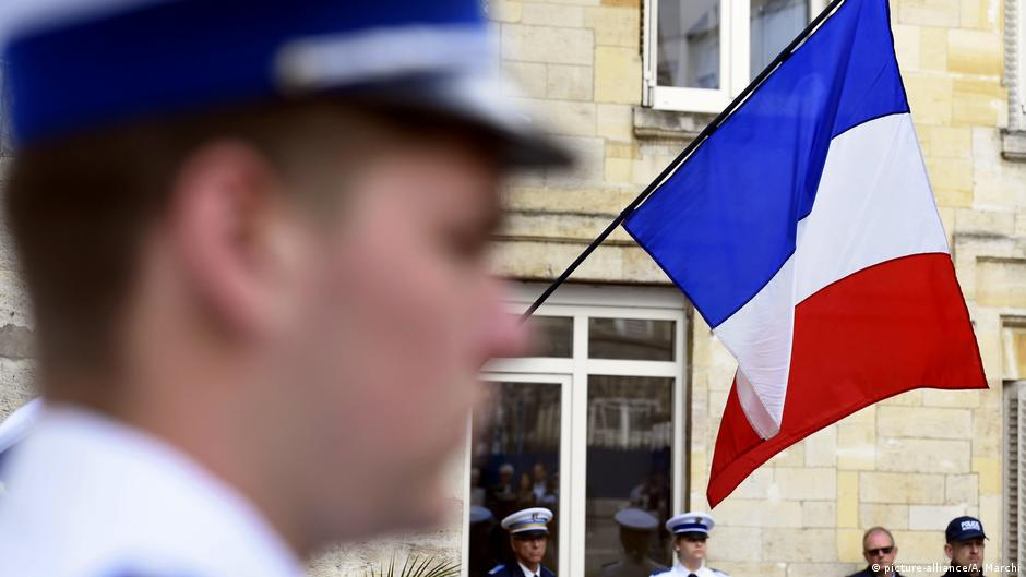 French police officer found dead in PM's garden