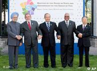 Miembros del G-5