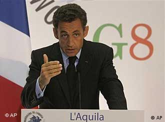 Nicolas Sarkozy (Foto: AP)