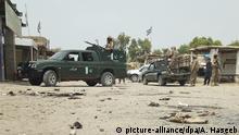 Pakistan Selbsmordanschläge (picture-alliance/dpa/A. Haseeb)