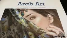Eröffnung der Arab-Art-Ausstellung