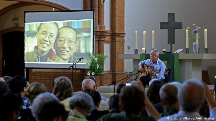Liu Xiaobo Biermann