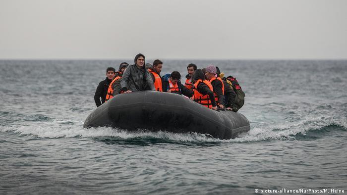 Berlin ve Atina sığınmacı iadesinde anlaştı