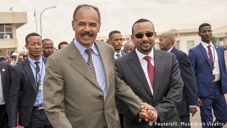 Ефіопія та Еритрея відкрили кордон для транспорту