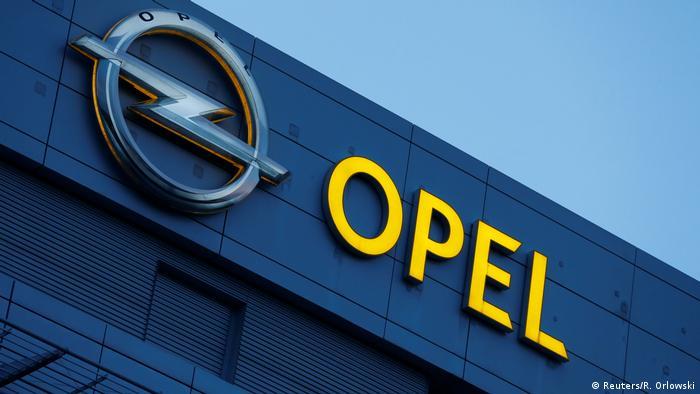 Deutschland Autohersteller Opel - Opel in Rüsselsheim (Reuters/R. Orlowski)