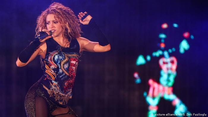 Spanish prosecutors charge pop star Shakira with tax evasion