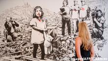 Banksy-Ausstellung in London