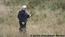 Schottland Donald Trump Golf