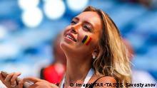FIFA WM 2018 Belgien gegen Russland