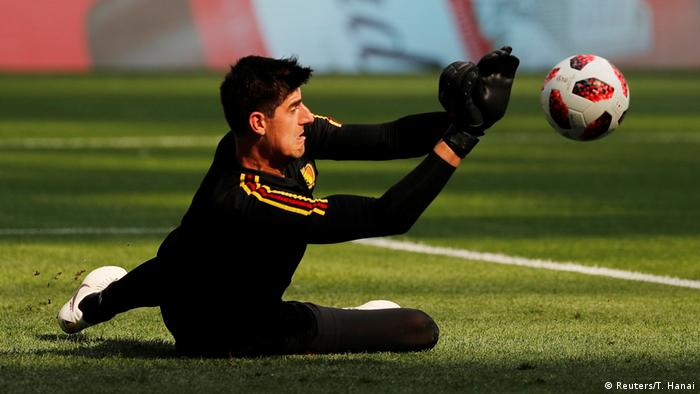 FIFA WM 2018 Belgien gegen England (Reuters/T. Hanai)