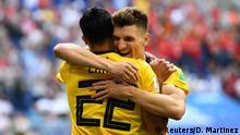 FIFA WM 2018 Belgien gegen England