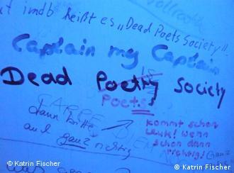 Graffiti Auf Dem Klo Top Thema Podcast Dw 17072009
