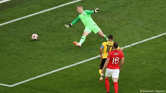 FIFA WM 2018 Belgien gegen England (Reuters/A. Vaganov)