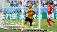 WM 2018 - Belgien - England (picture-alliance/dpa/P. D. Josek)