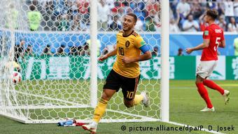 WM 2018 - Belgien - England