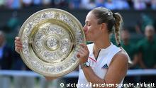 Wimbledon Angelique Kerber Schale