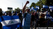 Nicaragua Managua Opposition Protest