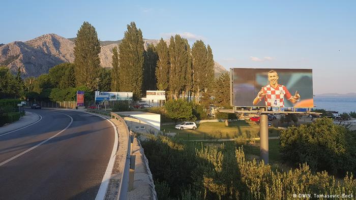 Kroatien vor dem WM Endspiel