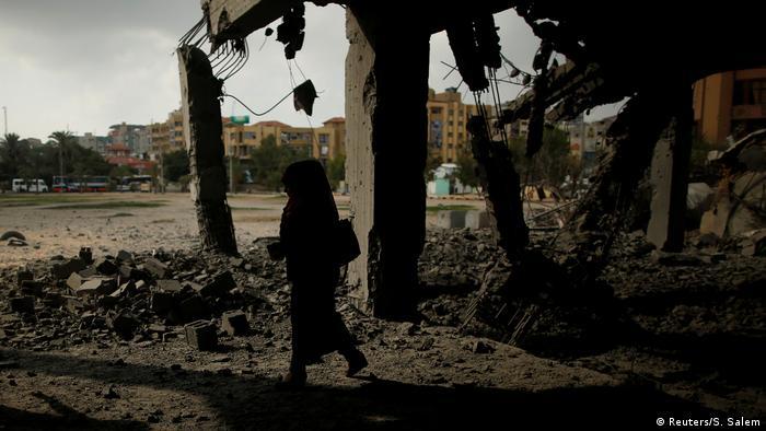 Наслідки обстрілів з боку Ізраїлю